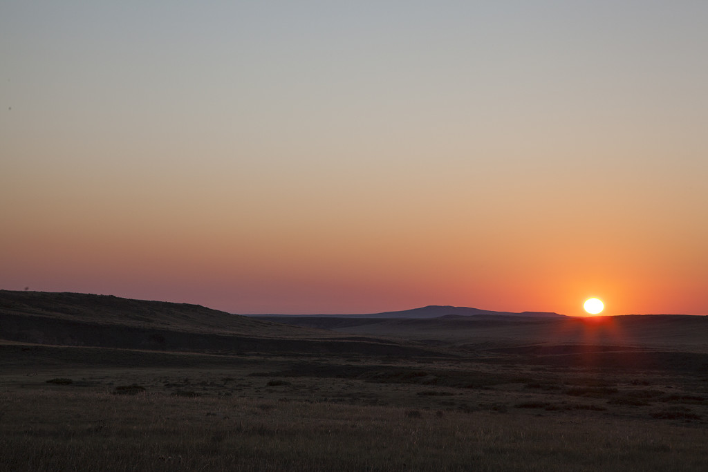 Laramie County sunrise 3