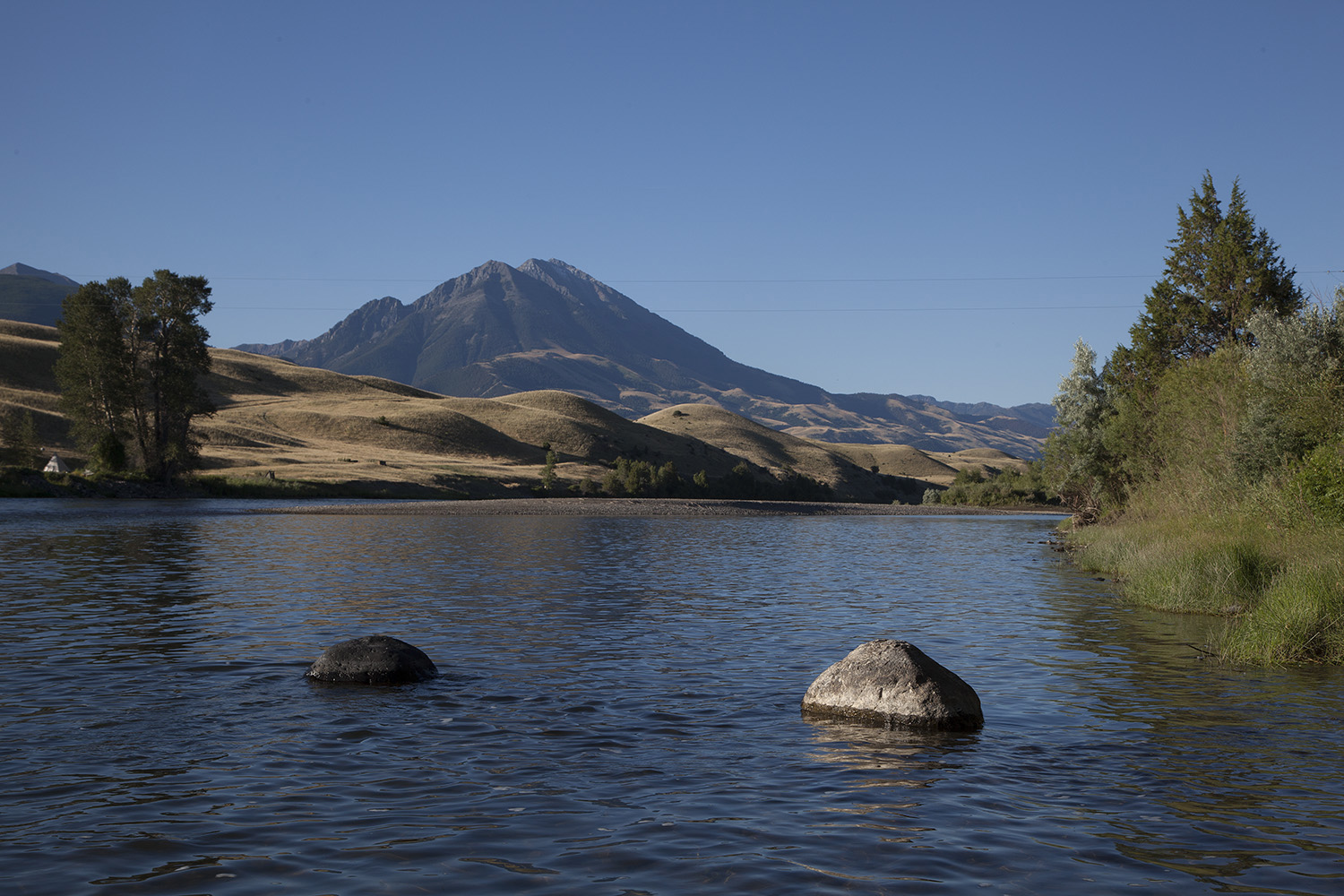 Yellowstone and Emigrant Peak